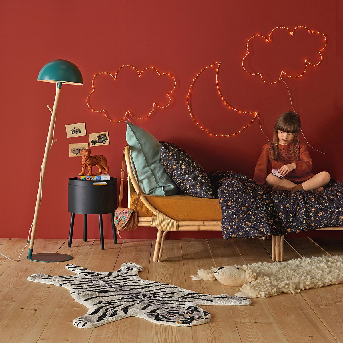 Lampe Veilleuse Lapin Miffy 10 luminaires déco pour une chambre d'enfant | madame décore